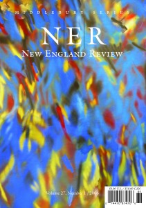 NER Winter 06 Cover.indd