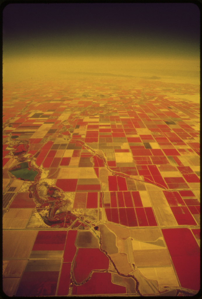 Imperial Valley, May 1972.