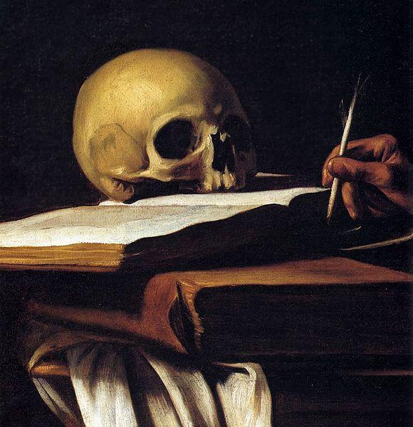 580px-Michelangelo_Merisi_da_Caravaggio_-_St_Jerome_(detail)_-_WGA04159