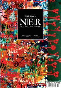 New England Review_354Front cover 3