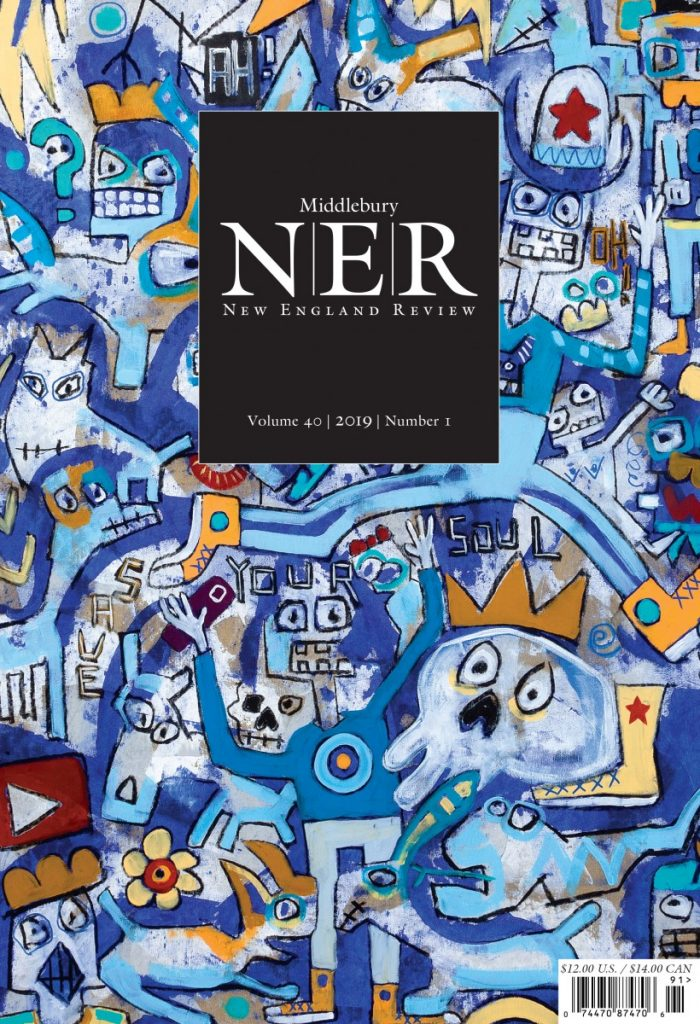 Cover of Volume 40, Number 1